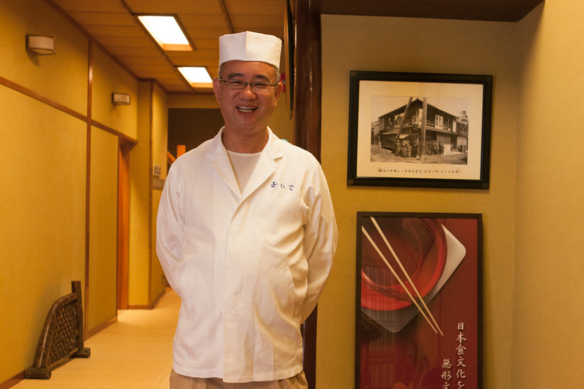 Kounosuke Yamada Eighth-generation chef, Tamahide - Oyakodon, Japan's Favourite Comfort Dish