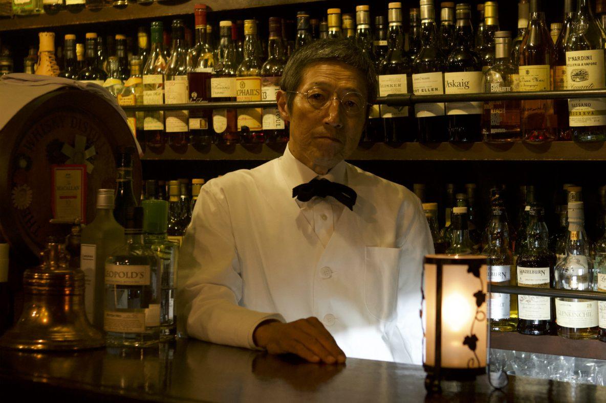 Fumihiko Kimura, Bartender. Kohaku cocktail bar