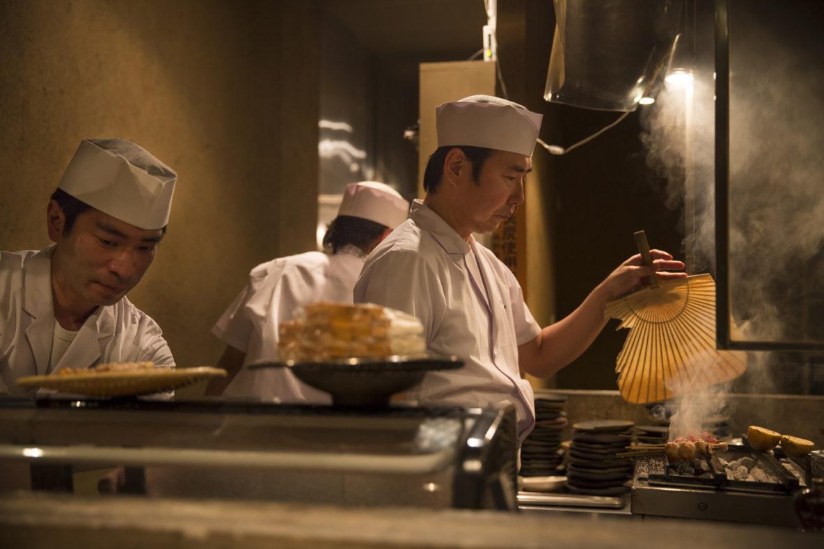 Fuku, Yakitori Restaurant in Yoyogi Uehara