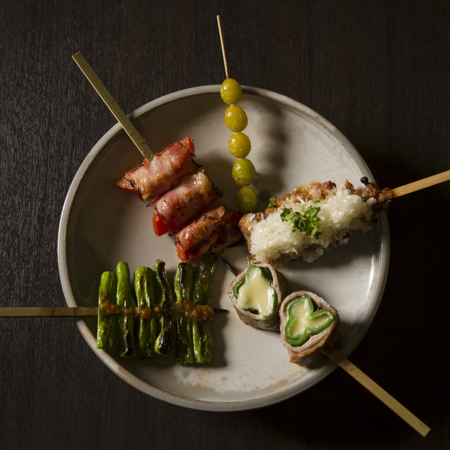Locally loved yakitori shop where nothing is left to chance