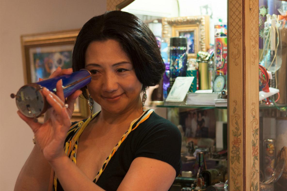 Miti Araki, Kaleidoscope Mukashi-kan, Shopkeeper