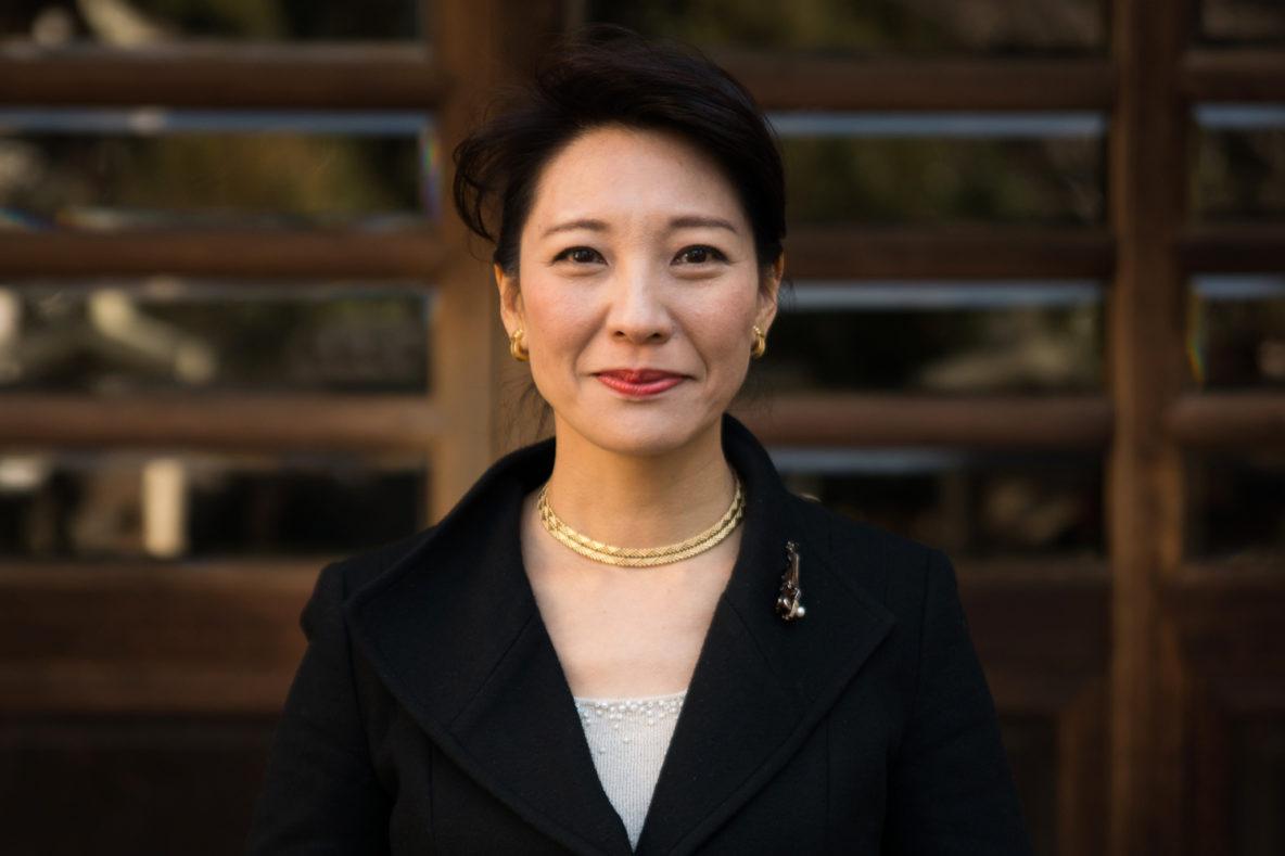 Kyoko Mimura, Adviser at Mingeikan, Mingei craft