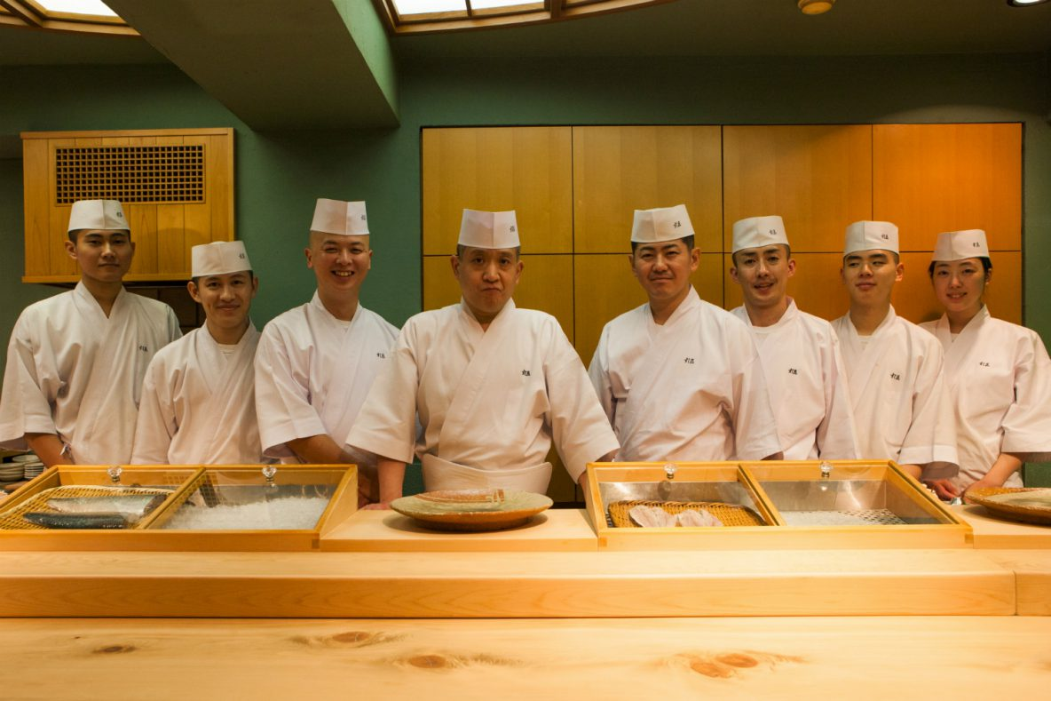 Sushisho - Sushi Restaurant. Probably the most influential sushi chef working in Japan today – and Sushisho is more than just his restaurant. To his growing band of protégées...