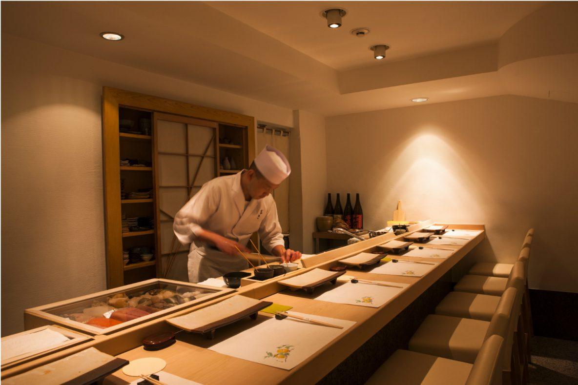 Sushisho Masa sushi restaurant