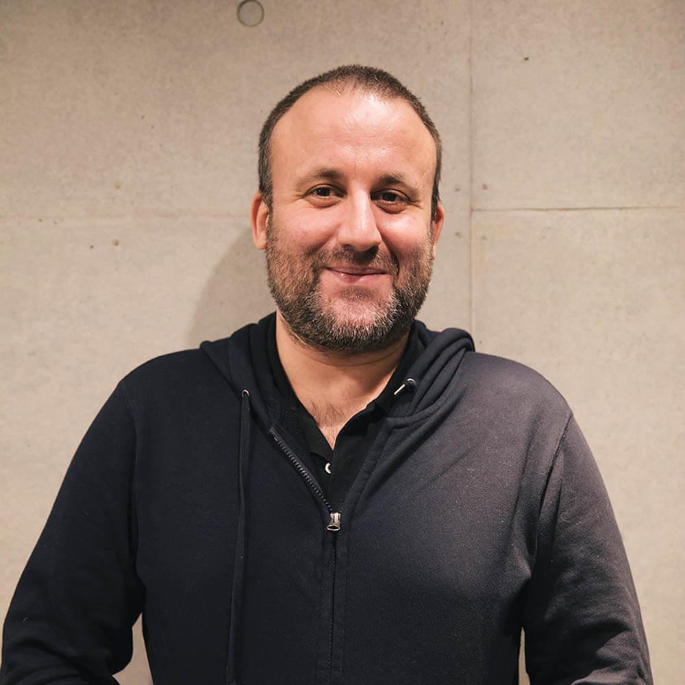 Sake Expert, Nick Coldicott