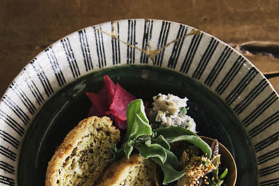 Dishes of Locale ,Meguro